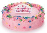 Свеча для торта DELICIA KIDS, Happy birthday